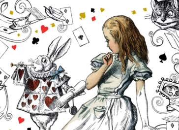 Moleskine Alicja w Krainie Czarów (Moleskine Limited Edition Alice's Adventures in Wonderland)
